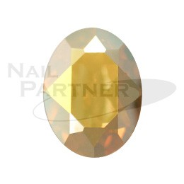 施華洛世奇 尖底 橢圓 divine 8×6mm(4個) #4120