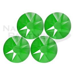 施華洛世奇 平底 電綠SS12 (25粒)
