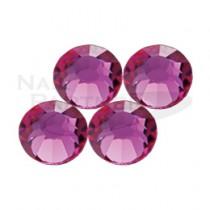 PRECIOSA 平底 紫紅SS9 (50粒)