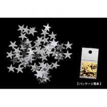 Nails Magic 閃亮星星 銀色 3.0mm