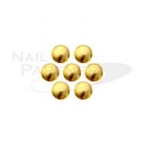 KAMI 金屬珍珠 金色#2 1.0mm (160粒)