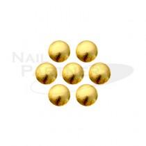 KAMI 金屬珍珠 金色#3 1.25mm (160粒)