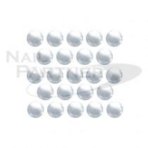 Capri 白色珍珠 1.2mm (50粒)