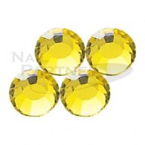 施華洛世奇 平底 金黃水晶SS5 (50粒)