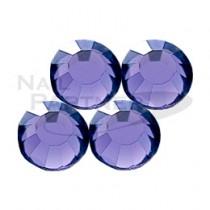 施華洛世奇 平底 藕荷紫SS12 (25粒)