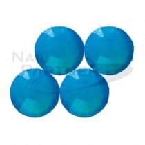 ◆施華洛世奇 平底 加勒比海藍蛋白SS12 (25粒)