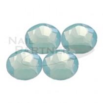 施華洛世奇 平底 水藍蛋白SS20 (25粒)