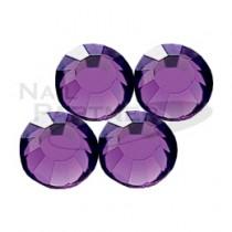 施華洛世奇 平底 紫水晶SS3 (50粒)