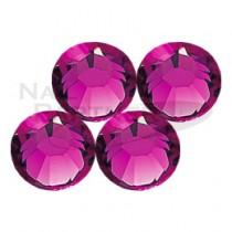 施華洛世奇 平底 紫紅SS7 (50粒)