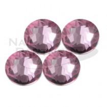 施華洛世奇 平底 水晶復古粉色SS7 (50粒)