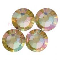 施華洛世奇 平底 水晶璀綠SS7 (50粒)