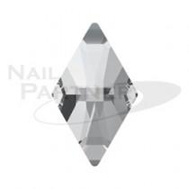 施華洛世奇 平底 菱形 3.1×2mm 水晶(8個) #2709