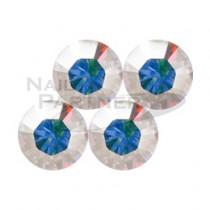 施華洛世奇 尖底 水晶AB SS24 (12粒)