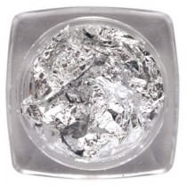Capri 銀箔 銀色