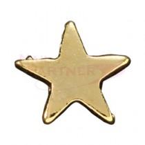 M Petit 原創美甲飾品 星星 A141 金色4×4mm