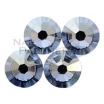 施華洛世奇 平底 水晶藍色魅影SS9 (50粒)