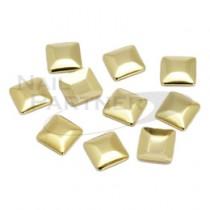 ★M Petit 鉚釘正方形1.5x1.5mm金(10)粒B112