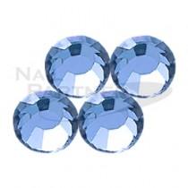 施華洛世奇 平底 淺藍寶石SS3 (50粒)