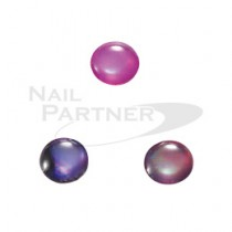 CLOU 寶石鑽飾 粉彩貝石  粉紅 4mm (30粒)