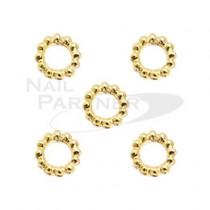 M Petit 金電鍍珠環 SS5 1.8mm(5個) B125