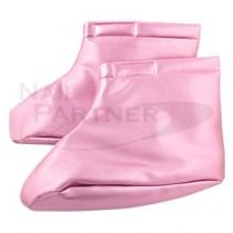 NEW 粉紅足套