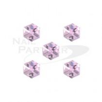 ◆CLOU 美甲珠寶 冰塊  草莓4mm (5個)