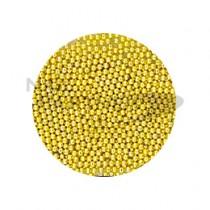 ★CLOU 電鍍鋼珠 金色 1.2mm