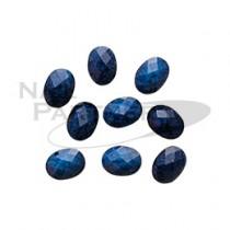 TOP LINE 古董寶石4×6mm(20粒) 皇家藍