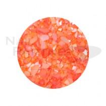 Capri 碎貝殼 #03 珊瑚橘
