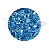 Capri 碎貝殼 #12 時尚藍