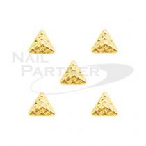 ◆NAIL GARDEN 金屬飾品 金字塔 TO-263 (10個)