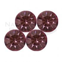 VAINAL V型切割淺紫水晶水鑽 SS34 (6顆)