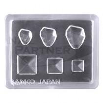PADICO 寶石模具 天然寶石
