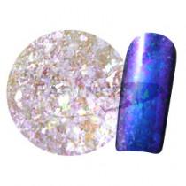 CLOU 炫彩粉 極光效應 紫藍色