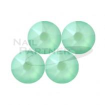 施華洛世奇 平底 水晶薄菏綠SS16 (25粒)