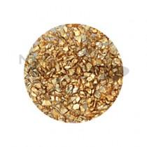 SARURU 金色金屬碎片 1g AC641