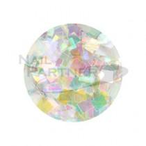SARURU 七彩鑽石光方形亮片 HG-109