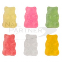 SARURU 水果軟糖熊 8x5mm (6個)