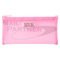 CLOU 凝膠筆袋(粉色)