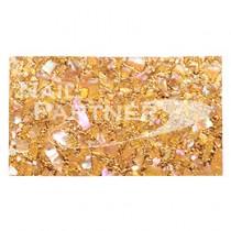 CLOU 碎貝殼貼紙 閃耀金
