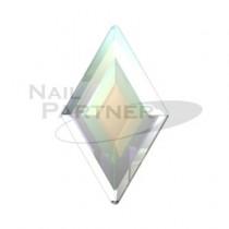 施華洛世奇 平底 菱形10x6mm 水晶亮彩(4粒)