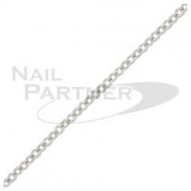 ◆Clou飾品 鍊條銀色(50cm)