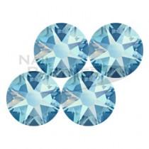 施華洛世奇 平底 輕藍寶石閃光 SS16 (25粒)