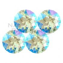 施華洛世奇 尖底 輕藍寶石閃光 SS29 (8粒)