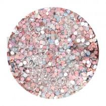 SARURU 閃亮快樂亮片 HG-168 純銀磅水星