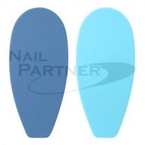 NFS 漂亮的腳 藍色足搓板(補充用2片)