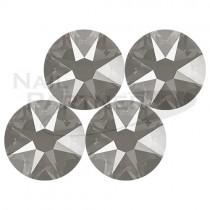 施華洛世奇 平底 水晶暗灰SS12 (25個)