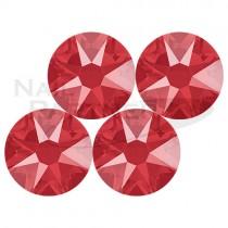 施華洛世奇 平底 水晶皇家紅SS16 (25個)