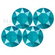 施華洛世奇 尖底 水晶湛藍SS29 (10粒) #1088