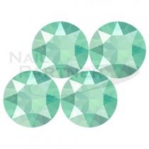 施華洛世奇 尖底 水晶薄荷綠SS29 (10粒) #1088